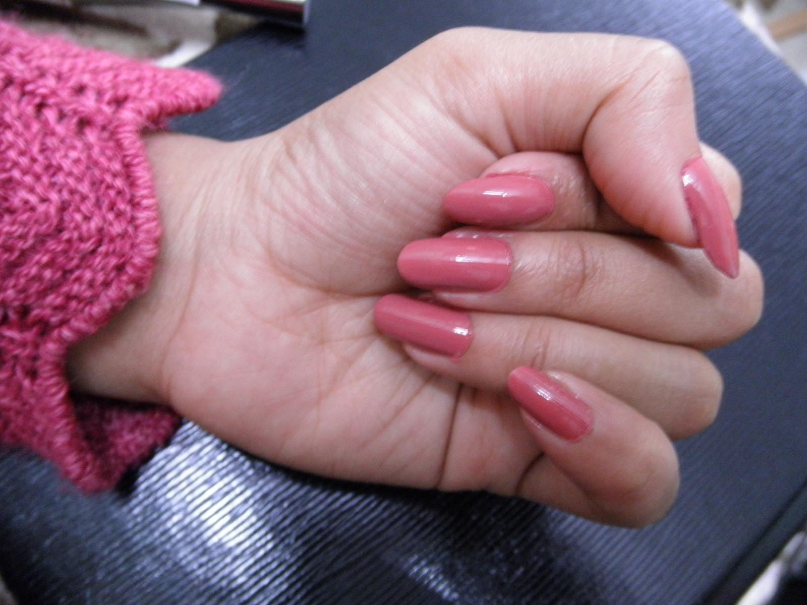 Lotus Herbals COLOUR DEW nail enamel Review + NOTD | Corallista ...