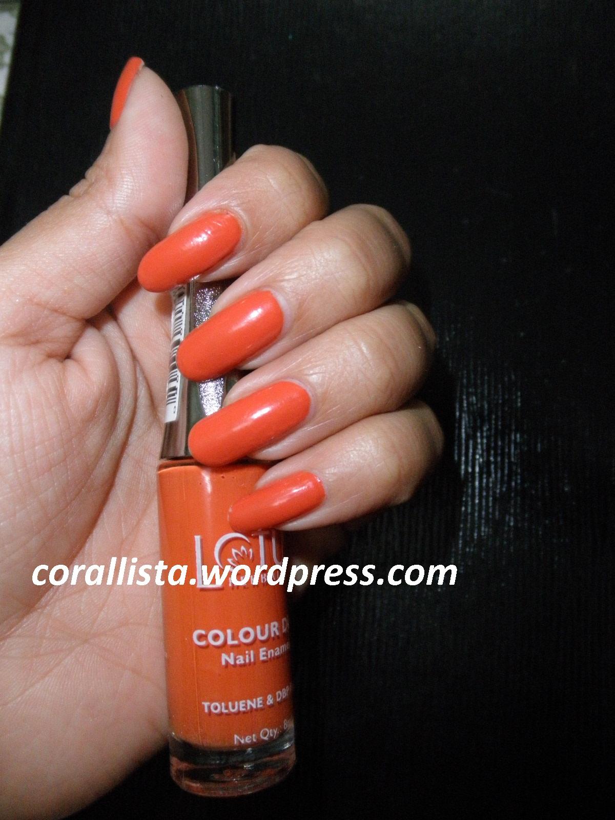 Nails | Corallista Makeup Blog