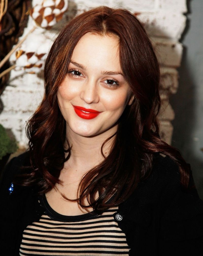 Red lips makeup corallista makeup blog leighton meester red lips look baditri Gallery
