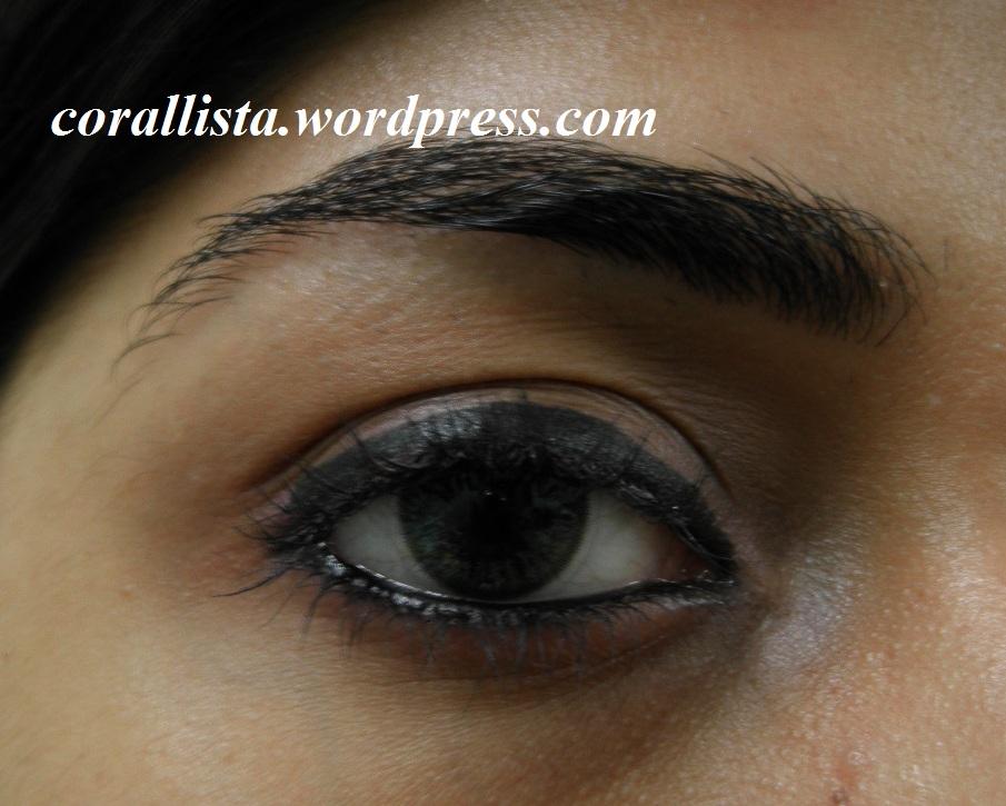 Quick Eye Makeup Tutorial Smoldering Summer Eyes Fotds Corallista