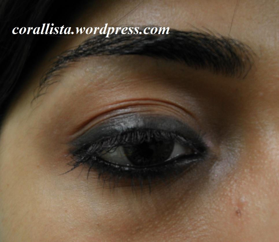 Quick Eye Makeup Tutorial Smoldering Summer Eyes Fotds Corallista Makeup Blog