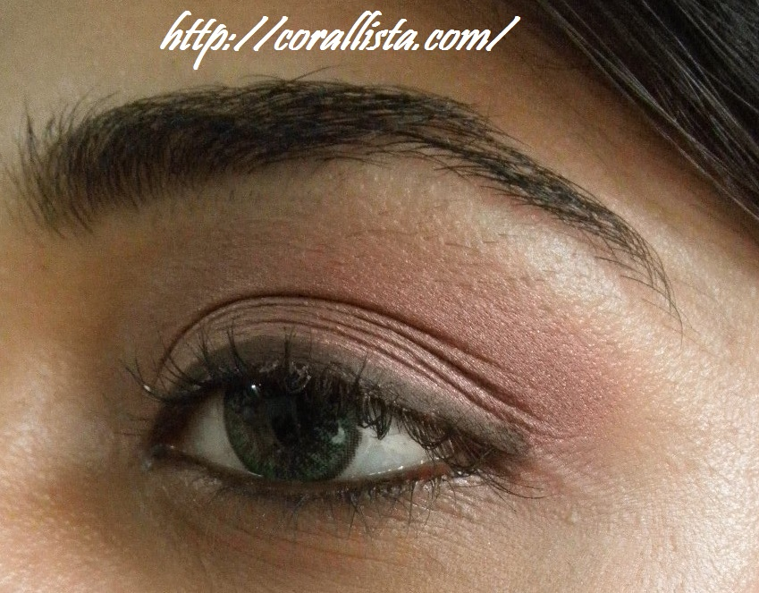 quick everyday eye makeup | Corallista Makeup Blog